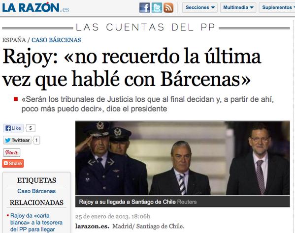 Razones para desconfiar de Rajoy (o no, allá usted) (4/4)